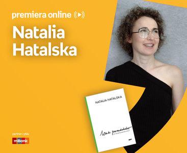 Natalia Hatalska – PREMIERA ONLINE