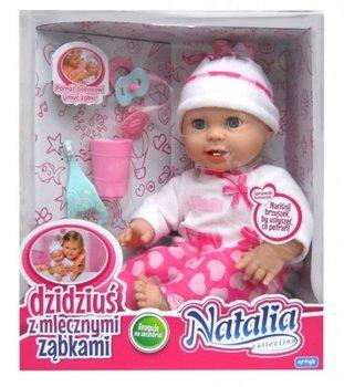 Natalia, lalka Ząbkujący bobas-Natalia