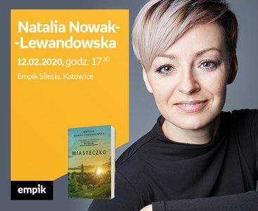 Natalia Nowak-Lewandowska | Empik Silesia