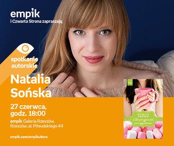 Natalia Sońska | Empik Galeria Rzeszów