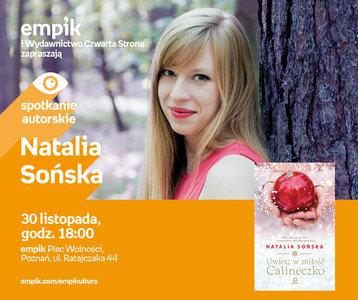 Natalia Sońska | Empik Plac Wolności