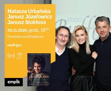 Natasza Urbańska, Janusz Józefowicz, Janusz Stokłosa – Premiera online