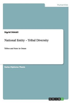 National Entity - Tribal Diversity - Stöckli Sigrid