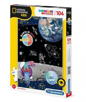 National Geographic Kids, puzzle Space Explorer-Clementoni