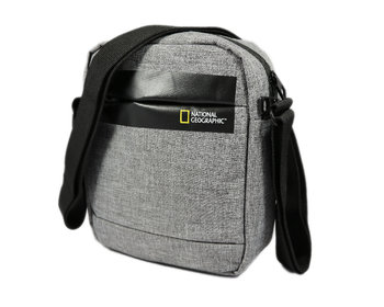 National Geographic, Mała torba na ramię, Stream 13112, szary -National geographic