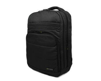 National Geographic, Plecak na laptopa Pro, czarny, 31x15x43 cm-National geographic