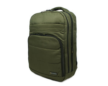 National Geographic, Plecak na laptopa Pro, khaki, 31x15x43 cm - National geographic