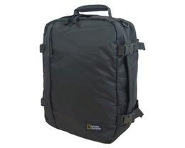 National geographic, Plecak podróżny, Hybrid 11802, czarny, 23L