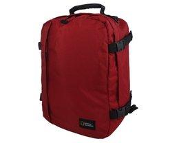 National geographic, Plecak podróżny, Hybrid 11802, czerwony, 23L
