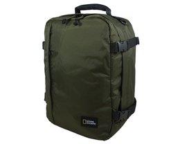 National geographic, Plecak podróżny, Hybrid 11802, khaki, 23L