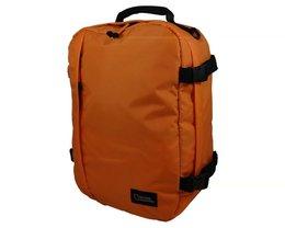 National geographic, Plecak podróżny, Hybrid 11802, pomarańczowy, 23L