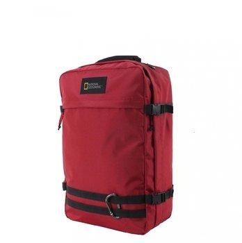 National geographic, Plecak - torba podręczna, Hybrid 11801, czerwony-National geographic