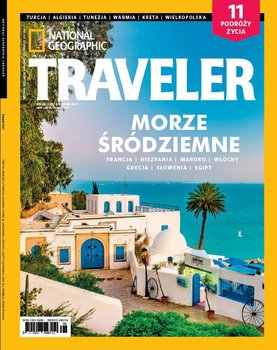 National Geographic Traveler 8/2021-Opracowanie zbiorowe