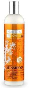 Natura Estonica Bio, Power-C, szampon do włosów, 400 ml-Natura Estonica