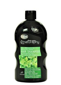 Naturaphy, rewitalizujący szampon do włosów z wyciągiem z liści pokrzywy, 650 ml-Blux Cosmetics