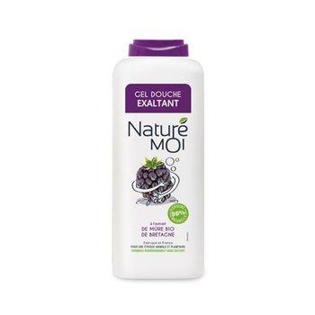 Nature Moi, odświeżający żel pod prysznic Pobudzająca Jeżyna, 400 ml-Nature Moi