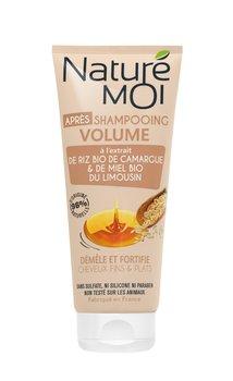 Nature Moi, odżywka do włosów cienkich i pozbawionych objętości z Miodem i Proteinami Ryżowymi, 200 ml-Nature Moi