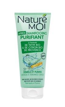 Nature Moi, odżywka do włosów cienkich i przetłuszczających się z Cytryną i Prowansalskim Tymiankiem, 200 ml-Nature Moi