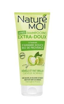 Nature Moi, odżywka do włosów normalnych z Olejem ze Słodkich Migdałów, 200 ml-Nature Moi