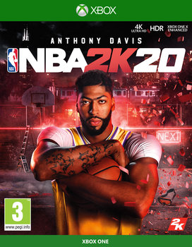 NBA 2K20-Visual Concepts