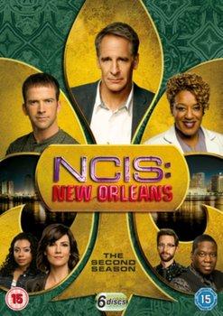 NCIS New Orleans: The Second Season (brak polskiej wersji językowej)