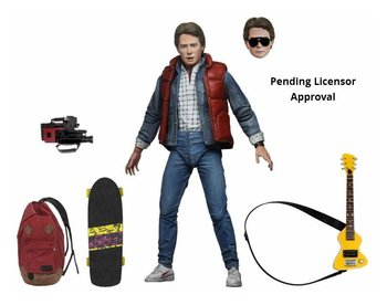Neca, figurka Back to the Future - Ultimate Marty McFly-Neca