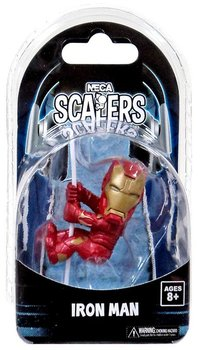 Neca, Marvel, figurka 5 cm, Iron Man, Scalers-Neca