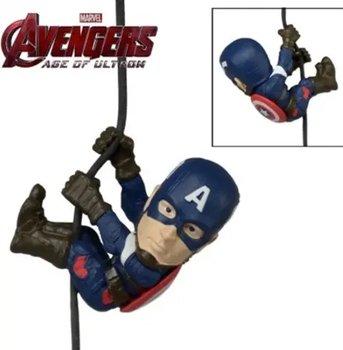 Neca, Marvel,  figurka 5 cm, Kapitan Ameryka, Scalers-Neca