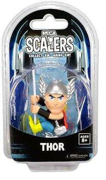 Neca, Marvel, figurka 5 cm Thor, Scalers -Neca