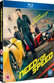 Need for Speed (brak polskiej wersji językowej)-Waugh Scott