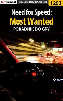 Need for Speed: Most Wanted - poradnik do gry-Kulka Piotr MaxiM