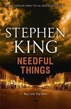Needful Things-King Stephen