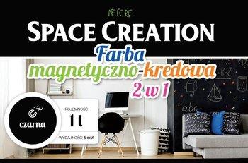 Nefere, farba tablicowo-magnetyczna Space Creation-Nefere