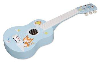 Nefere, gitara drewniana Kotek-Nefere