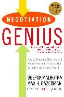 Negotiation Genius-Malhotra Deepak, Bazerman Max H.