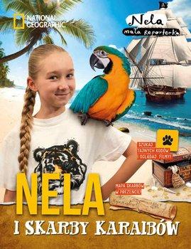 Nela i skarby Karaibów                      (ebook)