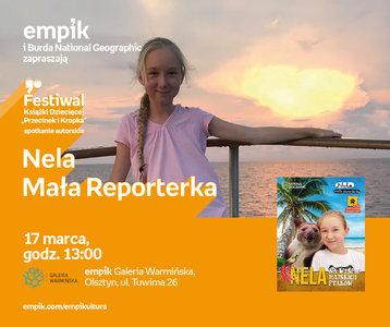 Nela Mała Reporterka | Empik Galeria Warmińska