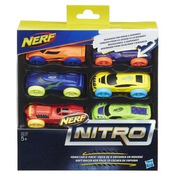 Nerf, auta Nitro Refill, zestaw-Nerf