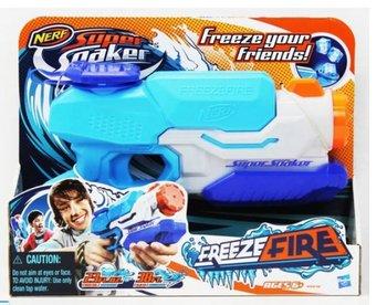 Nerf, pistolet na wodę Super Soaker Freeze Fire -Nerf