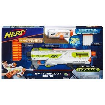 Nerf, pistolet Nerf Modulus Battlescout ICS-10-Nerf