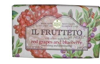 Nesti Dante, Il Frutteto, mydło na bazie winogron i jagód, 250 g-Nesti Dante