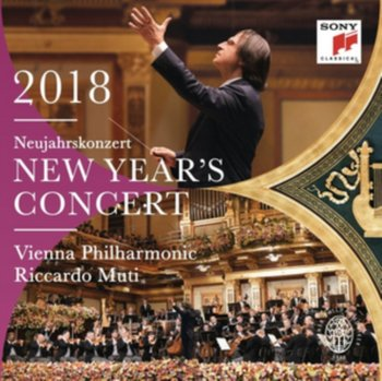 Neujahrskonzert / New Year's Concert 2018-Muti Riccardo, Wiener Philharmoniker