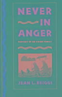 Never in Anger-Briggs Jean L.