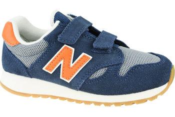 New Balance YV520GN, dla dzieci, buty sneakers, Granatowy-New Balance