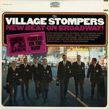 New Beat On Broadway! - The Village Stompers