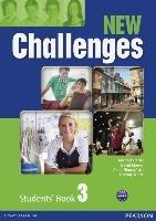 New Challenges 3 Students' Book-Harris Michael, Mower David, Sikorzynska Anna, White Lindsay