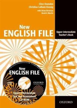 New English File. Upper-Intermediate. Teacher's Book + CD-Oxenden Clive, Latham-Koenig Christina