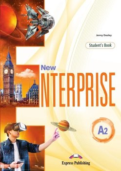 New Enterprise A2. Student's Book. Podręcznik wieloletni - Dooley Jenny