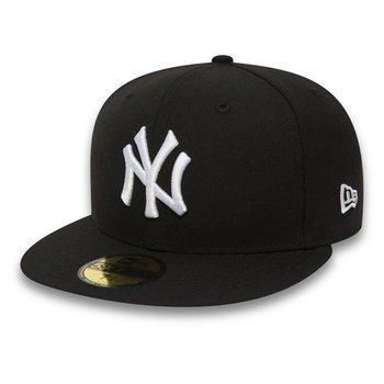 New Era, Czapka, 59FIFTY MLB New York Yankees Fullcap - 10003436, czarny, rozmiar 60-New Era