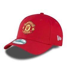 New Era, Czapka baseballówka, 9FORTY Manchester United 11213219-New Era